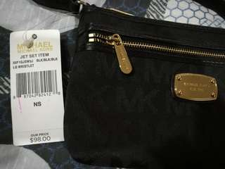 Michael Kors Large Jet Set wristlet