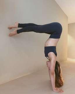 Shatin Monday evening yoga class