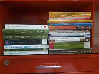 SHS JHS G12 G11 G10 G9 G8 Textbooks