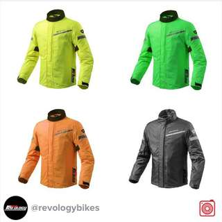 REVIT COMBI 2 RAINCOAT (Top + Bottom)