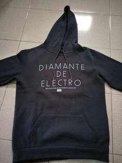 """Hoodie """"Diamante de Electro"""""""