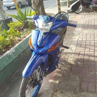 Yamaha vega 115