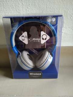 MS-881 Wireless Headphones with Built-in Mic