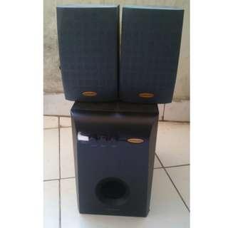 speaker simbadda cst 8800
