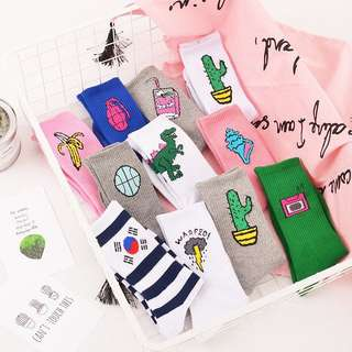 🌷 Socks