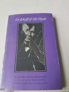 Illustrated Dr jekyll and Mr Hyde by Robert Louis Stevenson