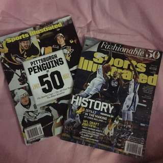 Sports Illustrated Magazine Bundle