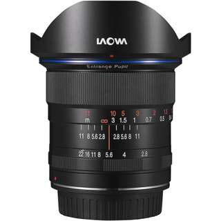 [NEW ARRIVAL] LAOWA 12MM F2.8 ZERO-D LENS (SONY E-MOUNT)