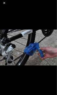 Portable Bicycle Chain Cleaner Set!