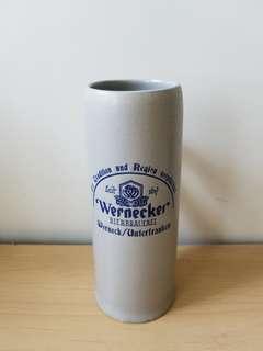 Germany Wernecker 德國灰色高身啤酒杯