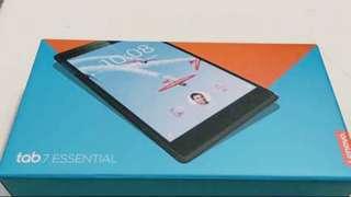 """最後一部!! Lenovo7"""" Tab 7 Essential 16GB (Black) 100% new"""