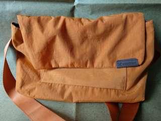 相機袋 側揹袋 側咩袋 女 橙色