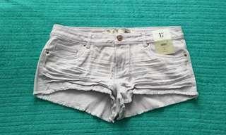 Denim Co. Ladies' Mini Shorts