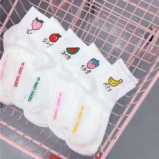 🍌 Fruit Socks