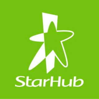 Starhub HD TV Connection and 1000 mbps Fiber connection for transfer