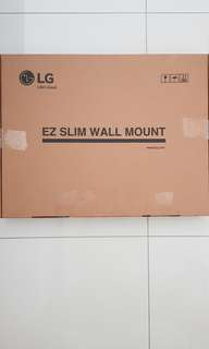 LG Ez Slim Wall Mount Bracket