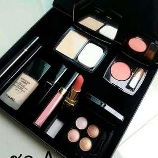 Chanel Makeup Set 9 in 1
