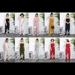 Bkk tube Jumpsuit