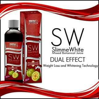 SlimmeWhite Dual Effect