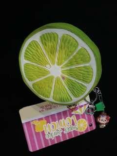 Squishy Puni Maru Super Jumbo Lemon