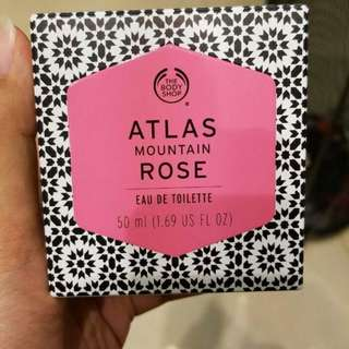 ATLAS MOUNTAIN ROSE EAU DE TOILETTE 50ML