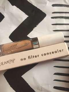 Authentic Colourpop No Filter Concealer