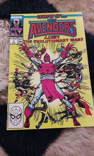 Comic The Avengers