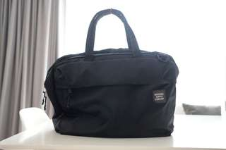Herschel Supply Co. Britannia 3-Way Bag Black