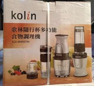 歌林隨行杯多功能食物調理機