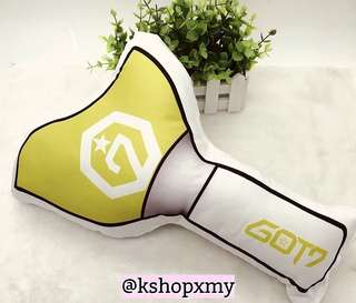 GOT7 Ahgabong Lightstick Pillow