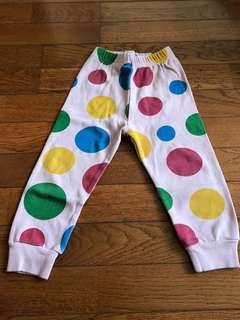 Jogger polka dots
