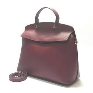 Furla My Piper Top Handle (Ciliegia) size 32-30x24,5x12cm