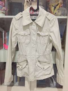 Esprit jacket cream