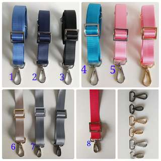 2.5cm(1 inch) seatbelt sling strap for jujube