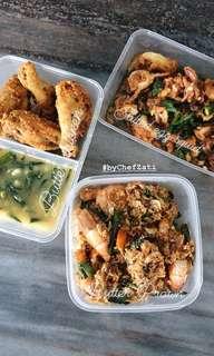 Lunch Box, Dinner Box