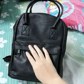 Brandnew PARISIAN MINI BAGPACK with tags and dustbag