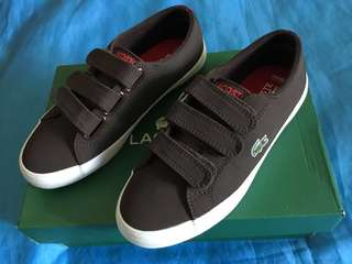 Kids Lacoste shoes