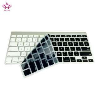 "Silicone Keyboard Cover Film For Macbook Pro MAC 13"" 15"" 17"" Durable"