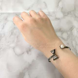 JAPAN KOREA Gargle Vintage Ribbon Bow Cute Bracelet 蝴蝶結手鐲