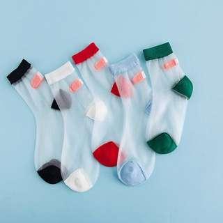 💉 Band-Aid Socks