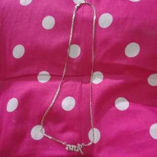 Ann pendant necklace