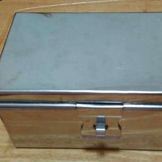 不銹鋼盒 9成新