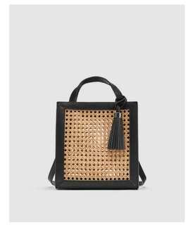 Tote bag by Zara