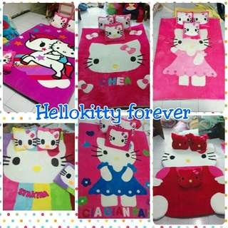 Karpet hellokitty