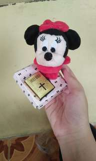 Minie mouse and holy Bible