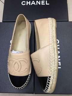 Chanel Espadrille ✨