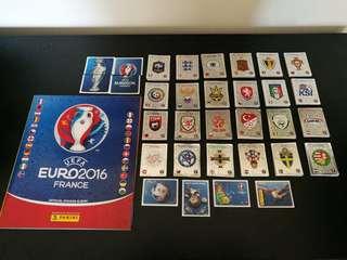 Panini - Euro 2016 - complete