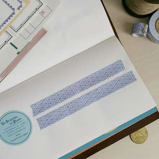 Classiky - Water Activated Paper Tape [by metre]