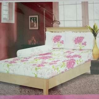 Izarra Queen Fitted Bedsheet Set