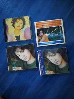 吴倩莲 专辑 Jacqueline Woo CD albums